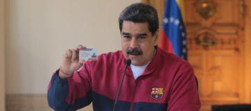 EE.UU. presenta cargos contra Maduro y ofrece una recompensa de 15 millones de dólares