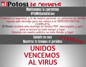 El Potosí se renueva y fortalece la versión digital