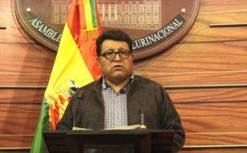 Bancada del MAS advierte que no tratará ningún aspecto electoral en la Asamblea Legislativa
