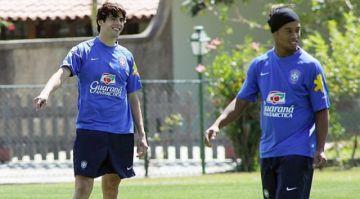 """Kaká: """"Lo de Ronaldinho es muy triste"""""""