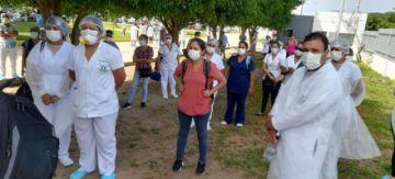 Nueve médicos del hospital de La Pampa ponen su cargo a disposición por temor al coronavirus