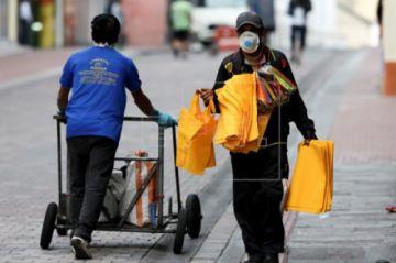 Ecuador supera el medio centenar de fallecidos por contagio del coronavirus