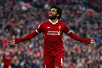 El Liverpool puede perder a Mohamed Salah por cuatro meses