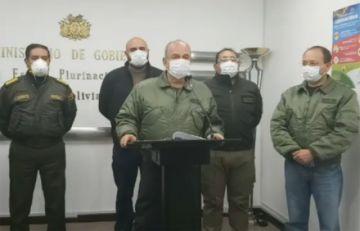Gobierno descarta dictar estado de excepción para endurecer cuarentena