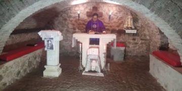 El padre Gio pide reforzar nuestra fe ante el avance del coronavirus