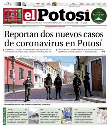 El Potosí le ofrece su primera edición digital completa