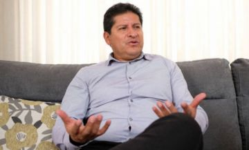 "Eduardo Villegas: ""Valoro mucho este tiempo que estamos en familia"""