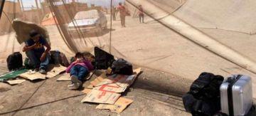 Gobierno suspende la repatriación de los bolivianos en territorio chileno