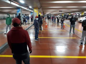 Ecuador, con 1.962 casos de COVID-19, extiende suspensión de jornada laboral