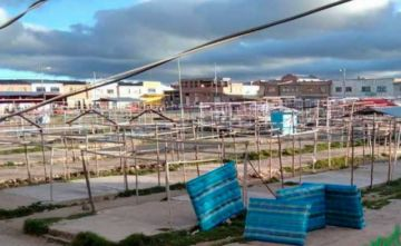 Patacamaya entra en aislamiento comunitario tras muerte de un poblador por COVID-19