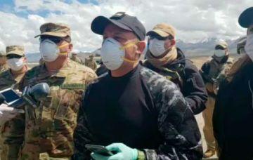 """Anuncian que se """"blindará"""" fronteras y advierte a """"irresponsables"""" que no intenten ingresar a Bolivia"""