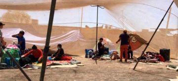 """Gobierno dice que compatriotas en frontera entrarán al país cuando cumplan """"todas las condiciones"""""""