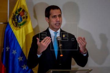 La Fiscalía venezolana cita a declarar a Guaidó por un supuesto golpe de Estado