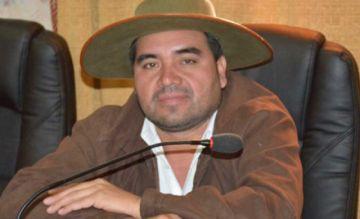 Eligen a Efraín Balderas como Gobernador de Chuquisaca