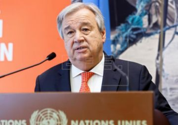 La ONU llama a una respuesta multialeral a gran escala del 10 % del PIB mundial