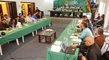 Reunión online de la División Profesional podría realizarse el viernes
