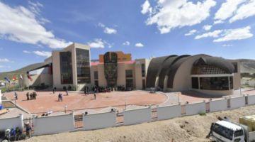 Sugieren convertir el museo de Orinoca en centro de cuarentena de COVID-19