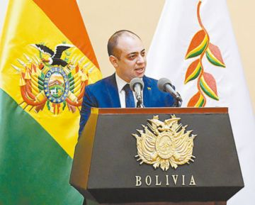 Este jueves arriba a Bolivia el primero de cinco vuelos con respiradores, barbijos y kits de diagnóstico de COVID-19
