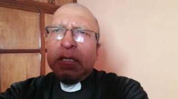 El padre Miguel Albino comparte la oración para miércoles
