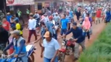 Emiten órdenes de aprehensión contra 6 mototaxistas por protestas en Riberalta