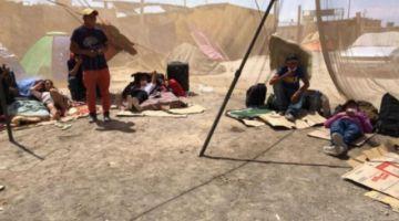 Cancillería: OIM brinda protección y asistencia alimentaria a bolivianos varados en Chile