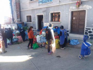 """El Mercado """"El Minero"""" abastece con verduras otros productos"""