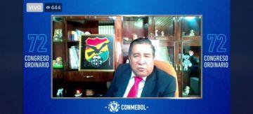 El Congreso de la Conmebol aprobó por unanimidad los estados contables de 2019