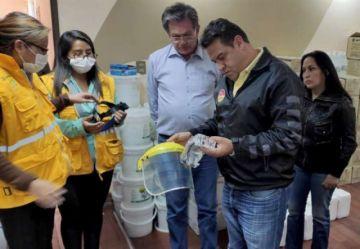 La Paz tiene 87 equipos de terapia intensiva y necesita al menos 300