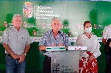 """Ministro: """"gente del gobierno anterior financia grupos para romper la cuarentena"""""""