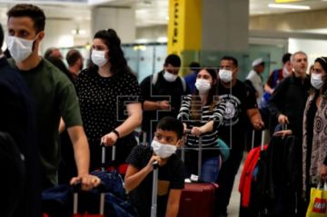 Brasil admite que la primera muerte por COVID-19 ocurrió a finales de enero
