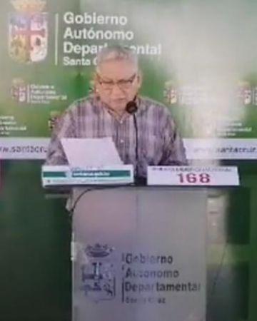 Santa Cruz crea el Banco de Alimento para los sectores que no recibirán bonos del Gobierno