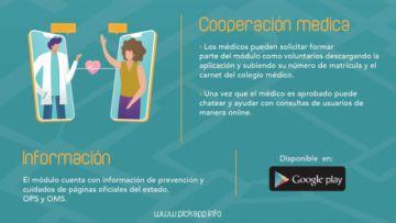 Pickapp, aplicación para celular que incentiva la solidaridad durante la cuarentena