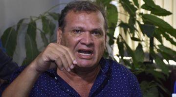 """David Paniagua: """"no nos parece correcto que la única salida sea dejar sin sueldo a los futbolistas"""""""