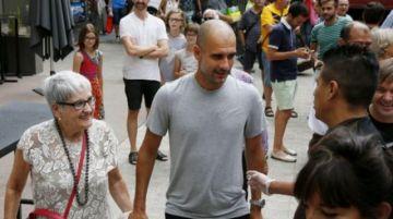 Falleció la madre de Pep Guardiola tras contraer coronavirus
