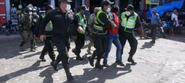 En Yapacaní intentan marchar en plena cuarentena