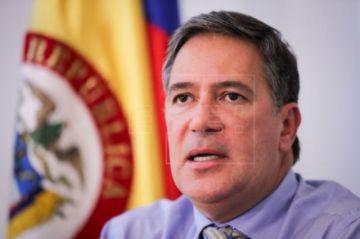 Renuncia el embajador de Colombia en Uruguay vinculado a un laboratorio de cocaína