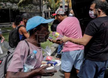 América Latina se moviliza para frenar el hambre ante la pandemia