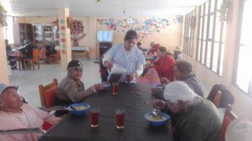 Sedeges aplica plan para cuidar a adultos mayores de entre 60 y 102 años en centros de acogida