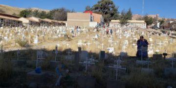 Muere una persona que tuvo contacto con paciente de COVID - 19