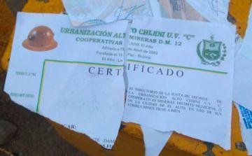 Detectan permisos de circulación otorgados por juntas vecinales y comerciantes
