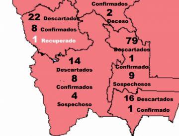 Todavía quedan cuatro casos sospechosos de coronavirus en Potosí