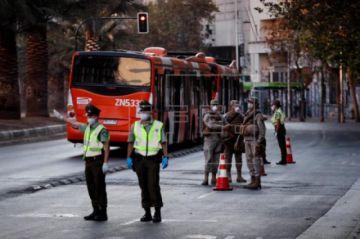 Chile supera los 5.000 contagios de COVID-19 y suma 43 fallecidos