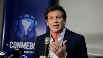 Conmebol pide a la FIFA un fondo global de ayuda ante crisis por Covid-19