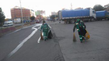 EMAP implementa nuevo plan de recojo de basura solo por la mañana