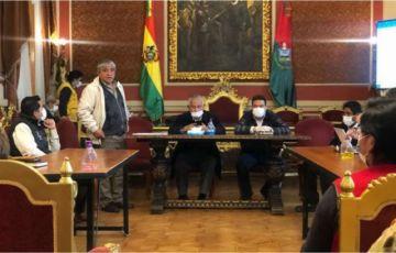 La Paz prevé habilitar dos hoteles para albergar a pacientes con coronavirus y casos sospechosos