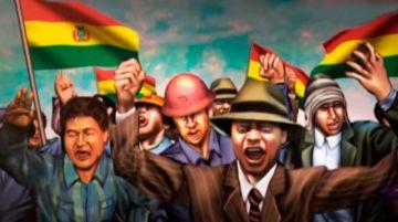 Se recuerda el 68 aniversario de la Revolución Nacional