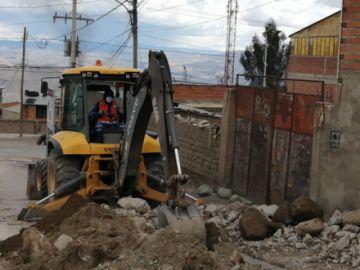AAPOS ejecuta proyecto de interconexión del tanque Millner – Tickaloma