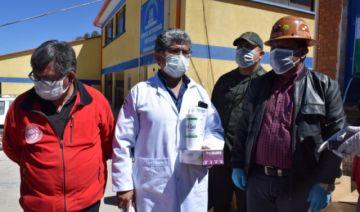 """Proyectan que el Hospital Daniel Bracamonte se convierta en un """"Centro COVID"""""""
