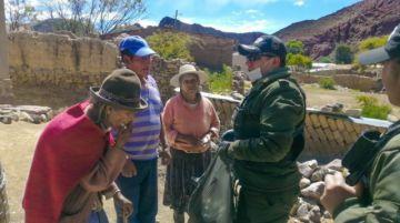 La cuarentena devela las necesidades de adultos mayores que viven solos en lugares alejados
