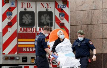 Nueva York vive su día más mortífero mientras los hospitales de EE.UU. buscan camas